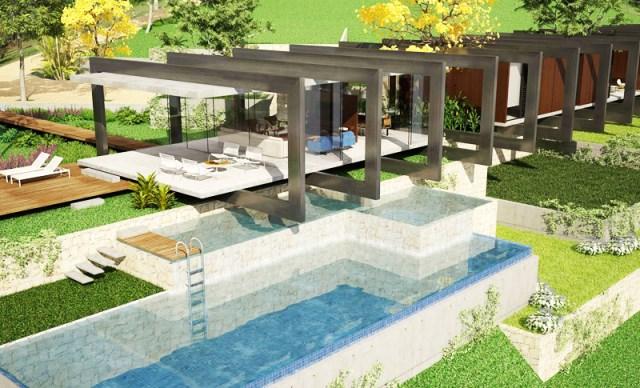 villa house Modern style (10)