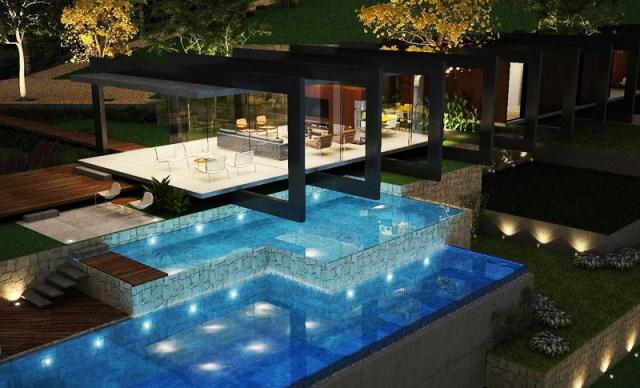 villa house Modern style (11)