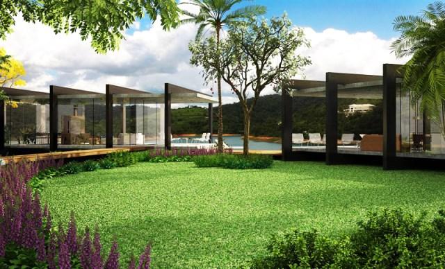 villa house Modern style (4)