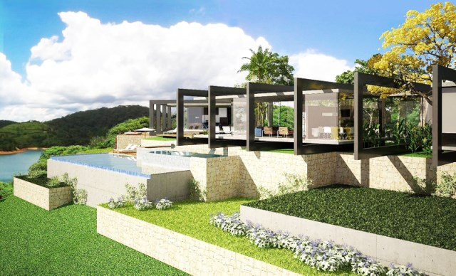 villa house Modern style (6)