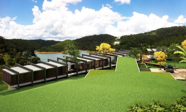 villa house Modern style (7)