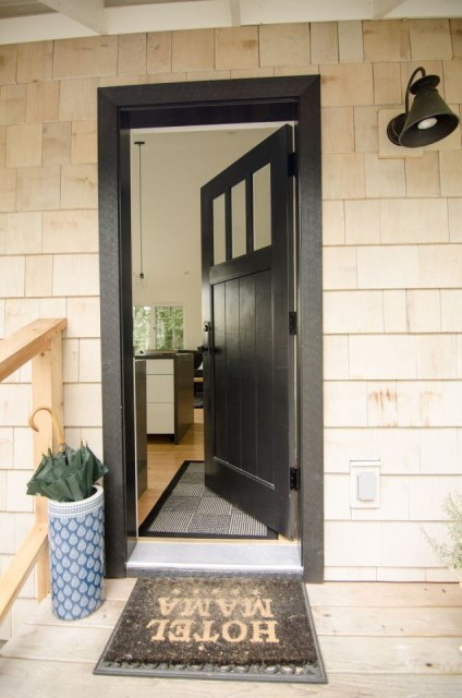 wooden Cottage House Vulgate of interior (1)