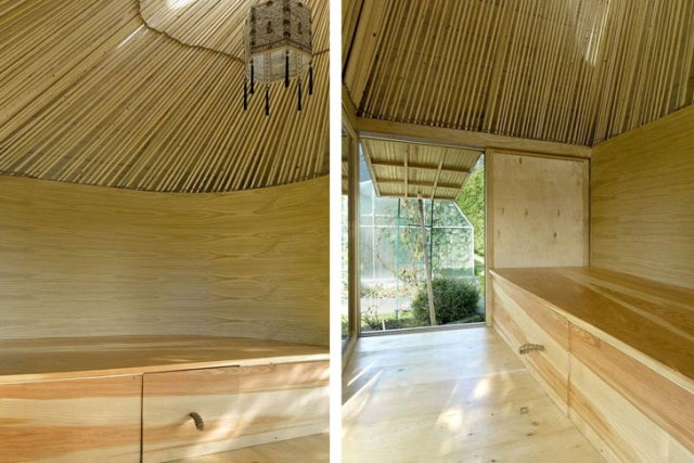 wooden tiny Small house (3)