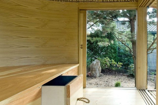 wooden tiny Small house (5)