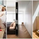 10 ไอเดียตกแต่งห้องนอนขนาดเล็ก ซ่อนฟังก์ชันการใช้งาน ด้วยที่ที่เก็บของบนหัวเตียง