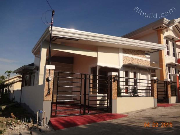 1 floor lean roof modern house (2)