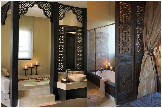10 AMAZING BATHROOM PARTITION OPTIONS  (11)