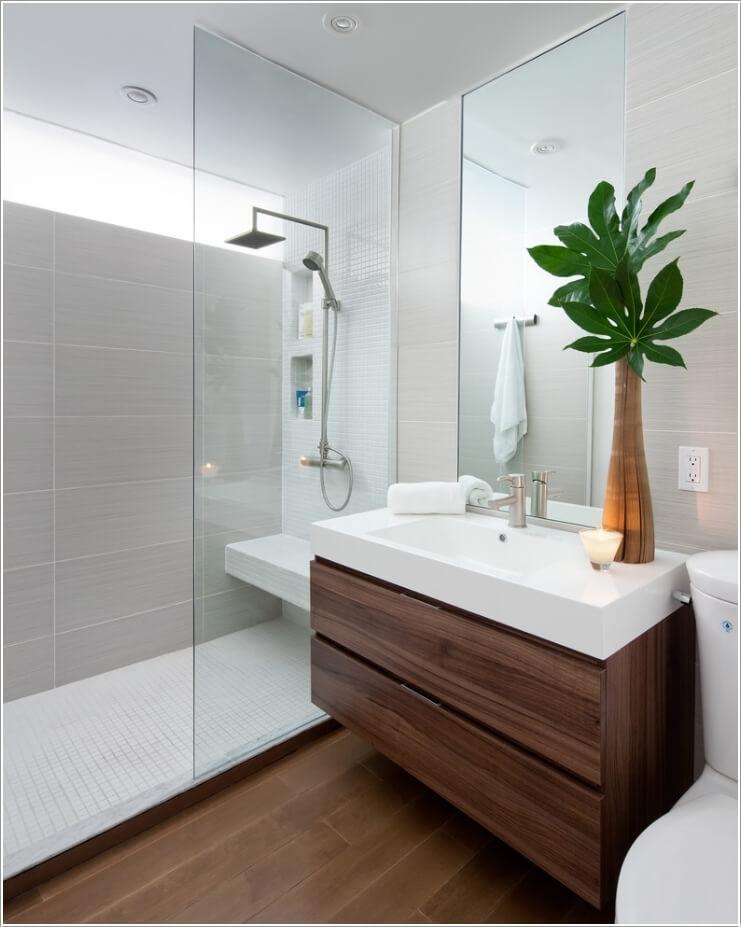 10 AMAZING BATHROOM PARTITION OPTIONS  (3)