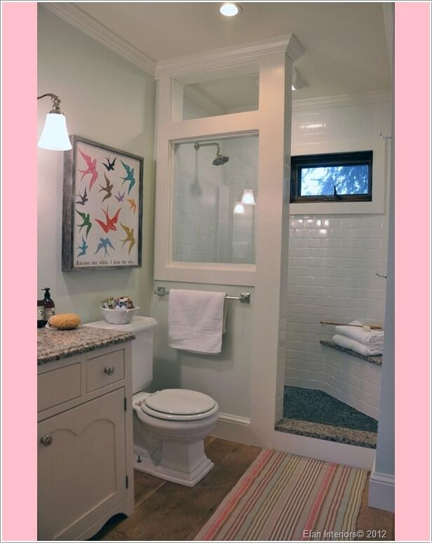 10 AMAZING BATHROOM PARTITION OPTIONS  (7)