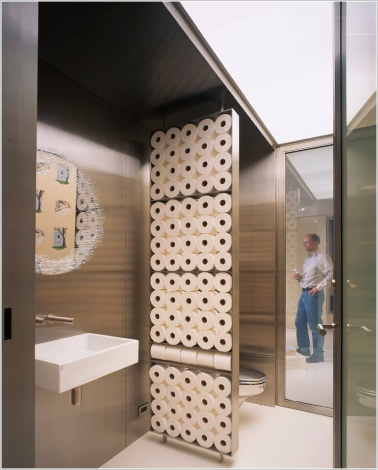 10 AMAZING BATHROOM PARTITION OPTIONS  (8)