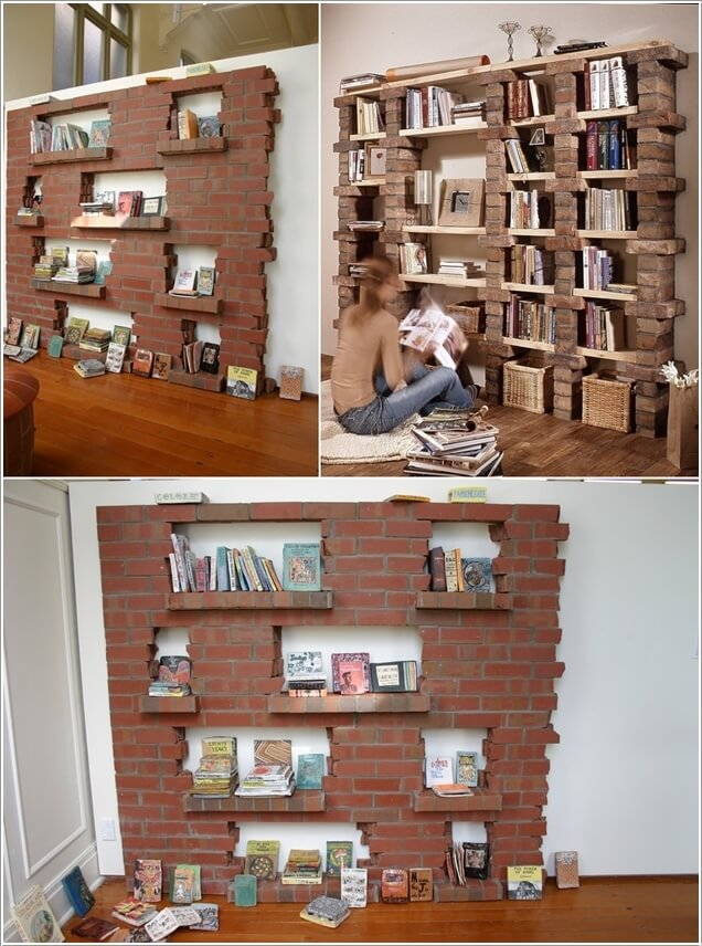 10 CREATIVE BRICK PROJECTS (5)