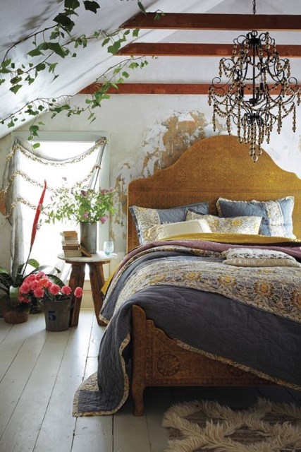 10-beautiful-loft-bedrooms-with-natural-accents (3)