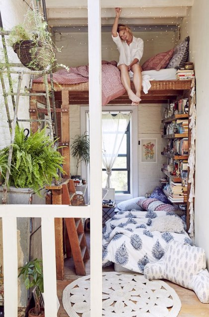 10-beautiful-loft-bedrooms-with-natural-accents (7)