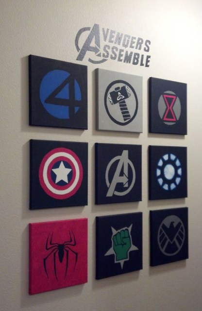 10-marvel-avengers-wall-decor-ideas (3)