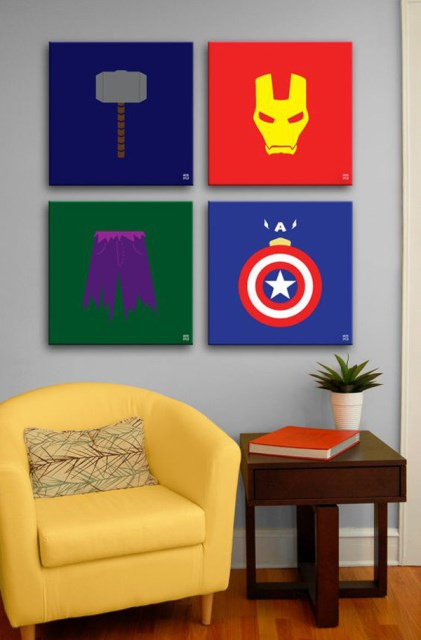 10-marvel-avengers-wall-decor-ideas (6)