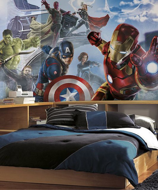 10-marvel-avengers-wall-decor-ideas (7)