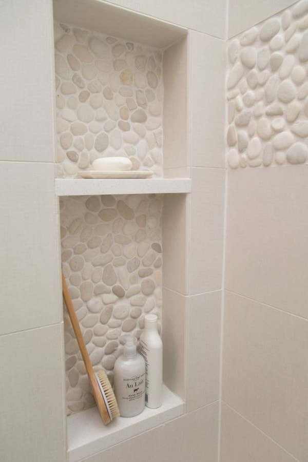 11 stone decoration ideas for bathroom (9)