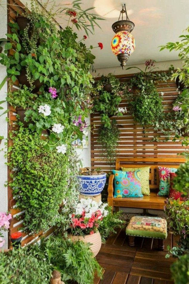 12 Ideas How To Use Wooden Screens For Indoor And Outdoor (7)