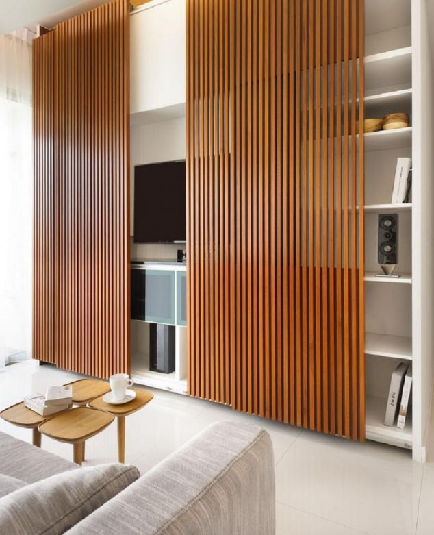 12 Ideas How To Use Wooden Screens For Indoor And Outdoor (9)