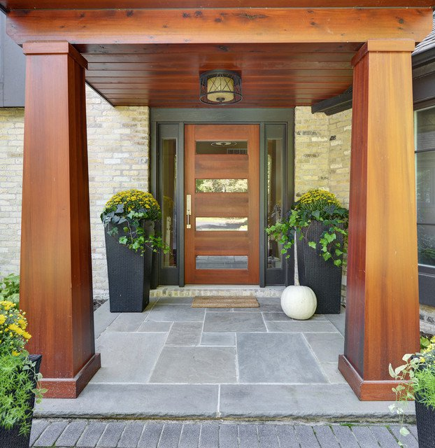 15-irresistible-contemporary-entrance-designs (16)