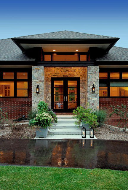 15-irresistible-contemporary-entrance-designs (4)
