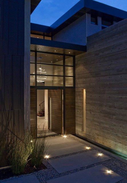 15-irresistible-contemporary-entrance-designs (8)