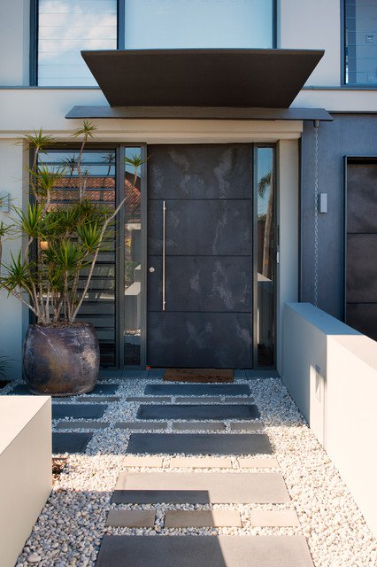 15-irresistible-contemporary-entrance-designs (9)