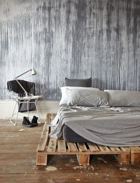 15-simple-diy-bed-frames-with-pallet-boards (14)
