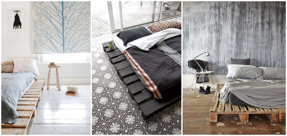 15-simple-diy-bed-frames-with-pallet-boards (4)