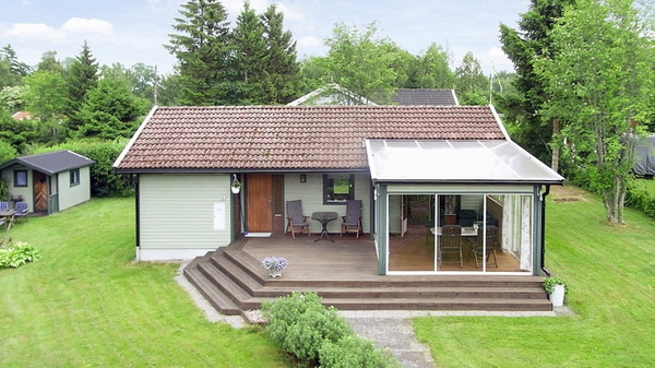 2 bedroom country house with wooden terrace (1)