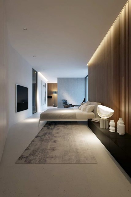 20-bedroom-design-featuring-wooden-panel-wall (10)