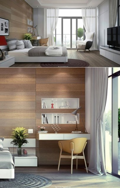 20-bedroom-design-featuring-wooden-panel-wall (11)