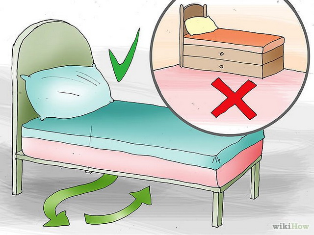 20 tricks for bedroom feng shui (4)