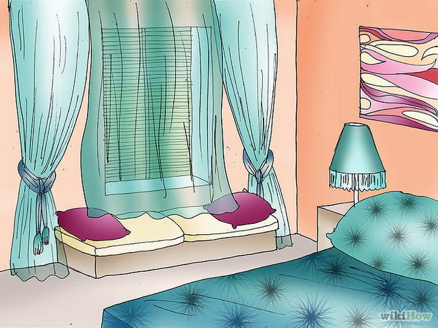 20 tricks for bedroom feng shui (7)