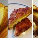 แจก 8 สูตร Grilled Chesse เมนูมื้อเช้าทำง่าย หอมกรุ่นจากกระทะ