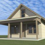 บ้านเดี่ยวสไตล์ร่วมสมัย ขนาด 1 ห้องนอน 1 ห้องน้ำ ในงบไม่เกิน 5 แสนบาท