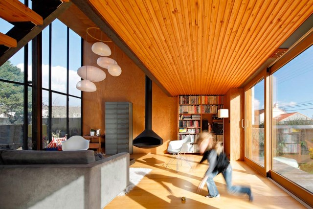 Modern Home Modern shapes and materials (10)