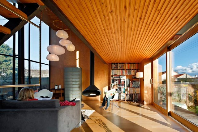 Modern Home Modern shapes and materials (3)