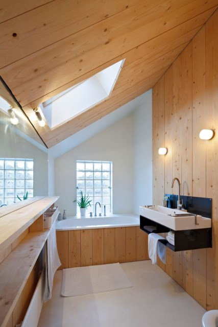 Modern Home Modern shapes and materials (6)