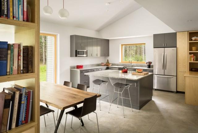 Modern cottage house Minimalist decor (10)