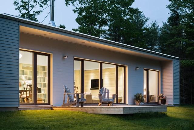 Modern cottage house Minimalist decor (2)