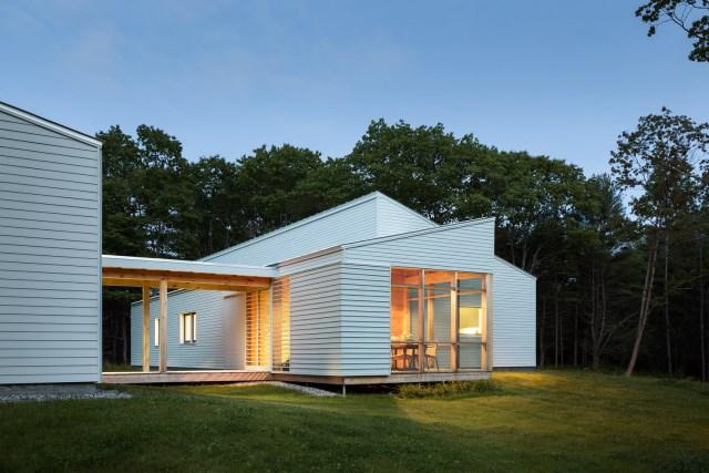 Modern cottage house Minimalist decor (3)