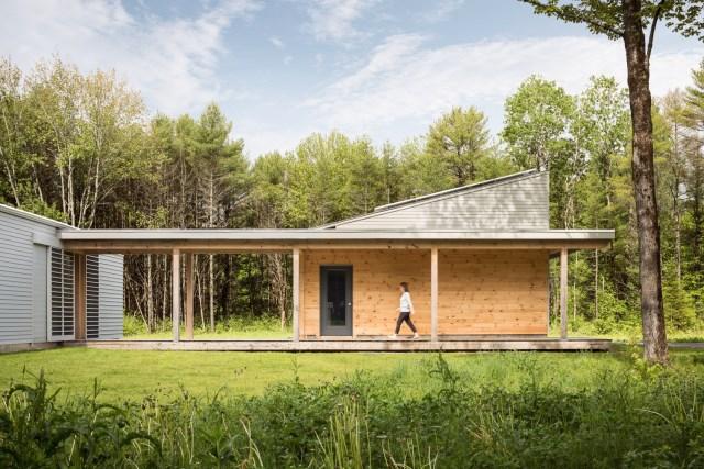 Modern cottage house Minimalist decor (4)