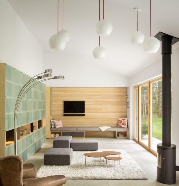 Modern cottage house Minimalist decor (7)