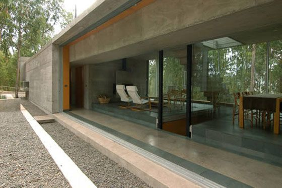 Modern homes on the hills Supports vacation home (1)