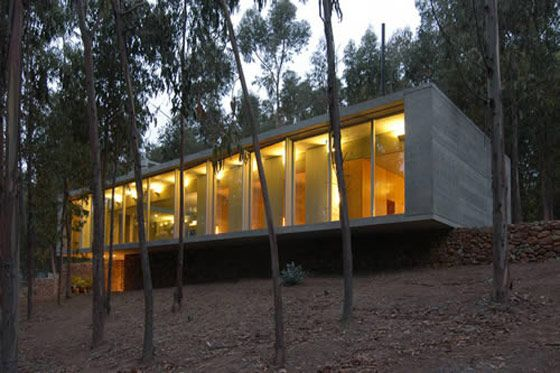 Modern homes on the hills Supports vacation home (4)