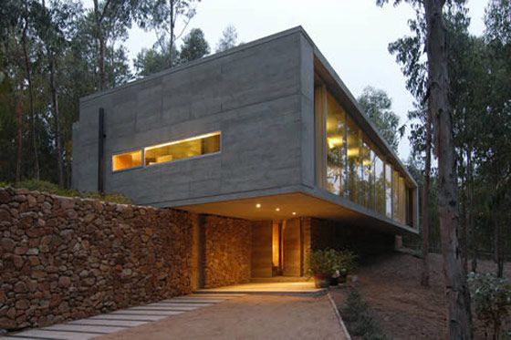 Modern homes on the hills Supports vacation home (6)