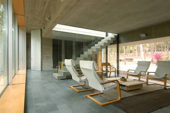 Modern homes on the hills Supports vacation home (7)