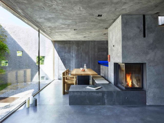 Modern houses of concrete (3)