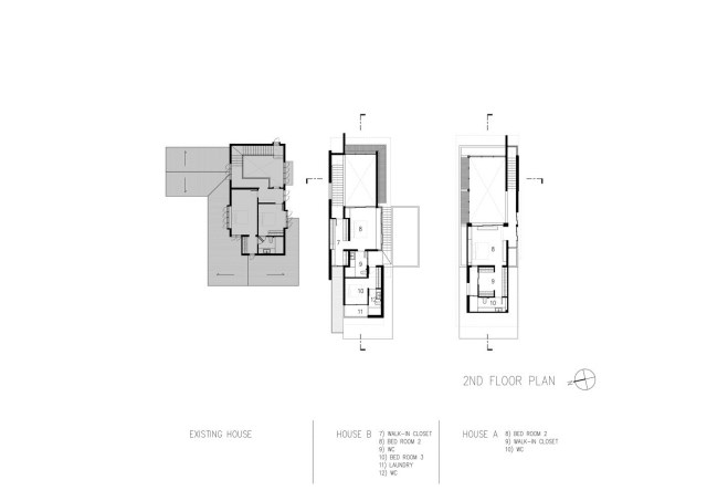 Modern large house Decorated with green space (5)